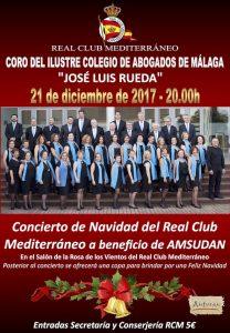 Concierto coral club Mediterráneo